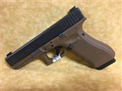 GLOCK Pistol 17 GEN 4 FDE PG1750204D
